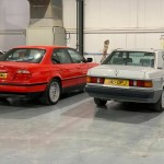 Future Classics - BMW and Mercedes in for some light restoration